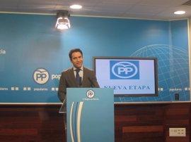 El murciano Teodoro García presidirá la ponencia de Política y Estatutos en el 18 Congreso Nacional del PP