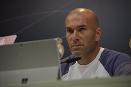 """Zidane: """"15 días sin jugar es mucho para nosotros"""""""