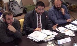 """Proyecto de presupuestos se aprueba con dictamen favorable de comisión y críticas de PP y Cs por """"teatrillo"""" y """"opereta"""""""