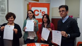Ciudadanos, PSOE, VTLP y SíVA solicitan Comisión de Investigación del soterramiento, que comenzaría en junio