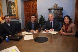 Epremasa renueva su colaboración con Encinas Reales (Córdoba) para la gestión integral de los residuos