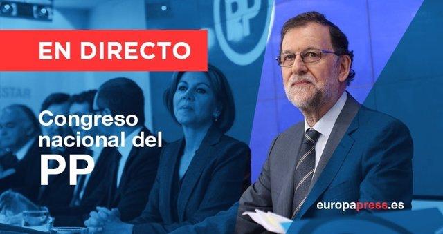 Congreso del PP   Directo