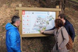 La red DSS2016EU GR SAREA ofrece siete grandes recorridos a pie para conocer espacios naturales protegidos de Gipuzkoa