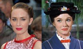 Comienza el rodaje de Mary Poppins Returns, con Emily Blunt y Lin-Manuel Miranda