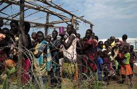 Sudán del Sur es ya la mayor crisis de refugiados de África, con 1,5 millones