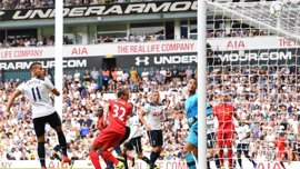 El Tottenham busca romper el gafe de Anfield y presionar al Chelsea