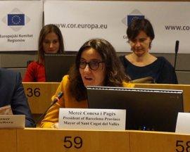 UE.- La Diputación de Barcelona denuncia ante Bruselas la pobreza energética en España y el 'impuesto al sol'