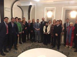 Sabor a Málaga potencia las exportaciones de productos malagueños en Rusia y Europa del Este