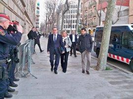 """Artur Mas alega que el 9N no desobedecieron al TC sino""""plantaron cara"""" al Gobierno español"""