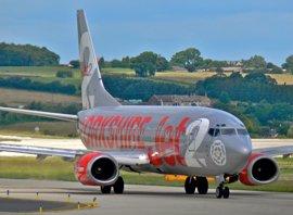 La aerolínea Jet2.com inicia sus nuevas rutas de invierno a Edimburgo y Glasgow desde Málaga