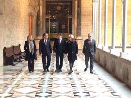 """Carles Puigdemont: la gente se emociona votando y se """"indigna"""" con decisiones del TC"""