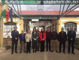 Salud se reúne con alcaldes de la Mancomunidad del Guadiato para informales de las medidas en el Área Norte
