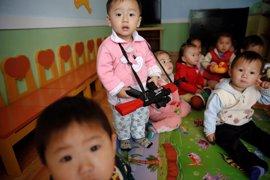 Uno de cada cuatro niños en Corea del Norte padece desnutrición crónica