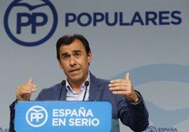 Maillo recalca que la enmienda sobre acumulación de cargos no pone en cuestión a Cospedal