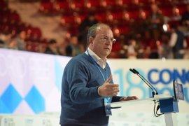 Monago considera el envejecimiento uno de los principales retos de España