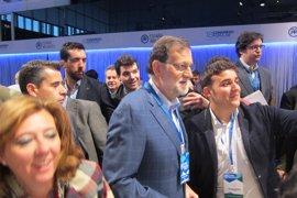 """Rajoy, sobre la corrupción: """"Espero que dentro de poco pase a ser historia, de la parte mala de nuestra historia"""""""