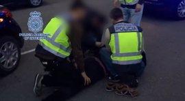 Detenido en Lleida un hombre buscado por la policía alemana por un asesinato