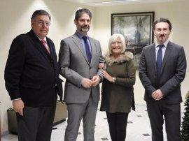 CajaSur firma un convenio de colaboración con la AECC de Córdoba del que se beneficiarán 32.000 personas