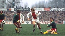 Fallece el holandés Piet Keizer, delantero del Ajax de Cruyff