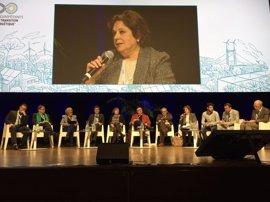 Ayuntamiento de Sevilla expone en Burdeos sus estrategias contra el cambio climático