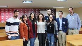 Nora Redondo, elegida nueva presidenta regional de Surgente, la filial juvenil de UGT-A, con un 92,8% de apoyos