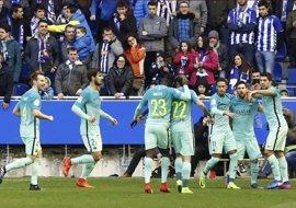 El Barça destroza al Alavés en el anticipo de la final de Copa