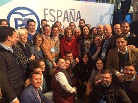 """El PP de Huelva """"refuerza su peso"""" en el Comité Ejecutivo nacional con Fátima Báñez y Loles López"""