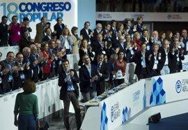 Lista del Comité Ejecutivo Nacional propuesto por Mariano Rajoy al XVIII Congreso Nacional del PP