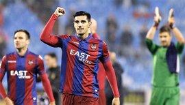 El Levante se afianza en el liderato y el Girona no pasa del empate