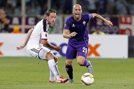 Borja Valero guía el triunfo de la Fiorentina sobre el Udinese