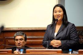 """Fujimori aplaude la """"sanción ejemplar"""" contra el expresidente peruano Alejandro Toledo"""