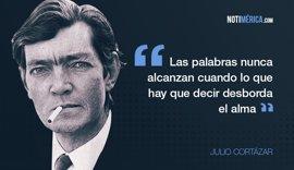 Las 10 citas más célebres de Julio Cortázar