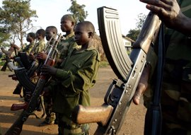 La epidemia de los niños soldado en Somalia