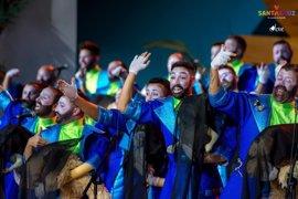 Zeta Zetas gana la Gran Final de Murgas del Carnaval de Santa Cruz