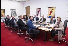 La derogación de la Ley de Símbolos de Navarra en la Mesa y Junta de Portavoces