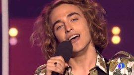 Manel Navarro, un barcelonés de 20 años, representará a España en Eurovisión 2017
