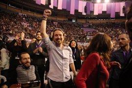 Iglesias arrasa en Vistalegre II, con mayoría absoluta en la dirección y con todas sus propuestas vencedoras