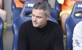 """Escribá: """"Hasta que no nos marcaron el gol no supimos reaccionar"""""""