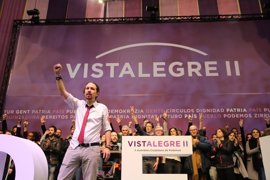 Podemos centrará su estrategia en la movilización social con parlamentarios activistas, como defiende Iglesias