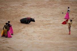 """Reclaman que la Ley de Bienestar Animal incluya el veto a las corridas de toros por """"higiene democrática"""""""