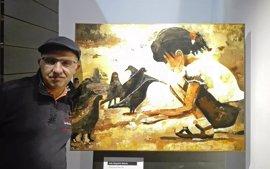 El riojano Julio Valgañón muestra su obra en 'Yo expongo', en el Centro Fundación Caja Rioja-Bankia Gran Vía