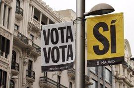 Arrancan este lunes las primeras votaciones ciudadanas de Madrid en su modalidad presencial y virtual