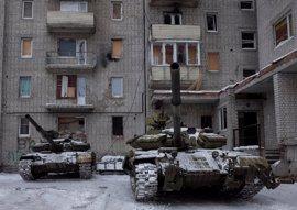 """Rusia acusa a Ucrania de usar """"armas de destrucción masiva"""" en Donbas"""
