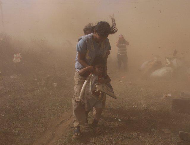 Terremotos El Salvador 2001