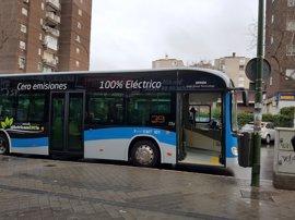 La EMT incorpora en pruebas un autobús ecológico con tecnología 100% eléctrica entre Ópera y San Ignacio