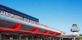 El aeropuerto de Santander inicia el año con un aumento de pasajeros del 11,7%