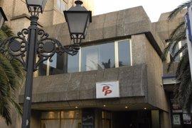 La Junta Directiva del PP se reúne mañana para convocar el Congreso Regional