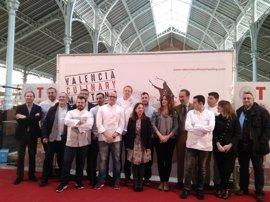 La Valencia Culinary Meeting trae a grandes chefs nacionales e internacionales para cocinar menús únicos a cuatro manos