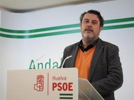 El PSOE pide al Gobierno un plan de actuación urgente para paliar los daños del temporal en la costa