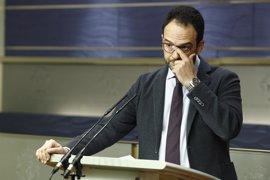 """El PSOE espera seguir contando con Podemos para derogar las leyes """"más duras"""" del PP"""